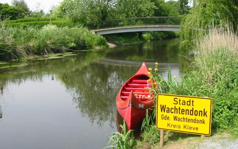 Kanuverleiher in Wachtendonk & Wankum