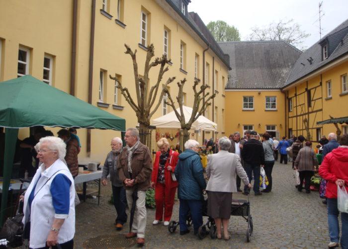 Frühlings- und Ostermarkt in Wachtendonk fällt aus